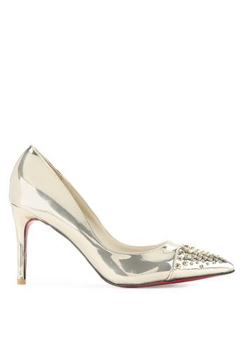 Mandy's gold Mandys Sticla Gold Heels MA947SH0VQNIID_1