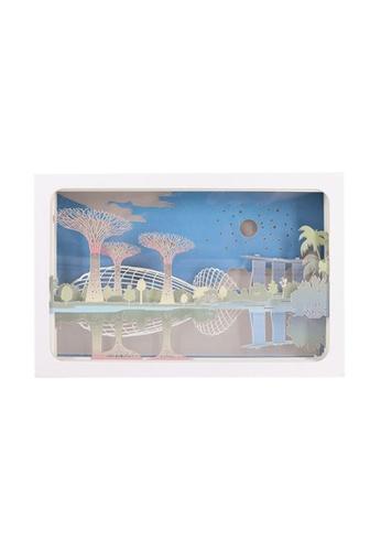 Klosh Light Box - Gardens By The Bay Paper Cut 000FDES66B2033GS_1