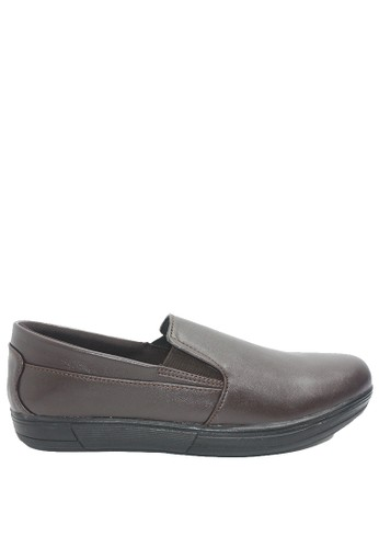 Dr. Kevin brown Dr. Kevin Men Casual Shoes 13353 - Brown 9DC41SHB7EE380GS_1