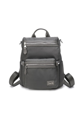 DUSTY grey TC-Travel Backpack A2CD9AC26F3F6DGS_1