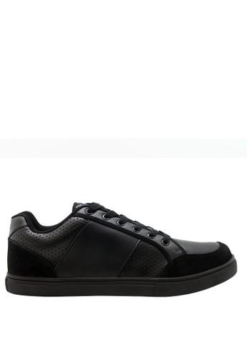 Precise black Precise Ivano Sepatu Pria - Hitam PR758SE0V5BMID_1