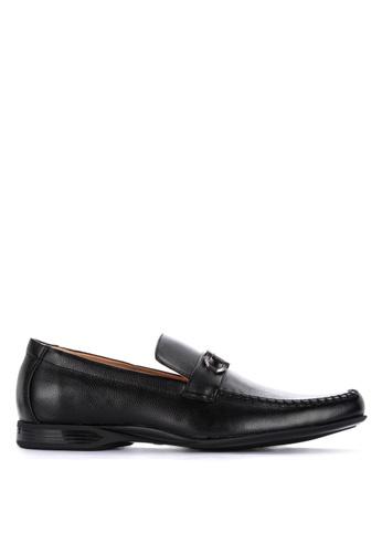 Gibi black Sum 5117 Slip-On Formal Shoes FDEE9SHDC68F24GS_1