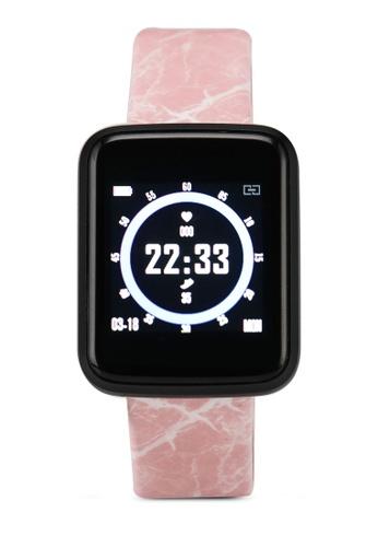 Milliot & Co. pink Jacob Smartwatch BBEEBAC31BE22DGS_1