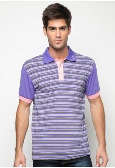 Q+ Streak 4 Polo Shirt