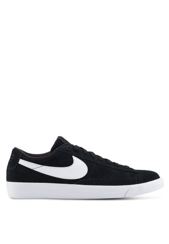Nike black Nike Blazer Low Shoes D5B1BSH20A4487GS_1
