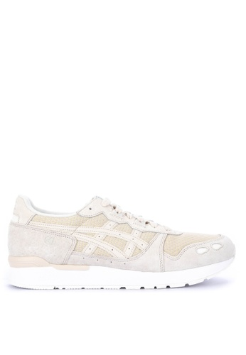 ASICSTIGER beige Gel  Lyte Lace-up Sneakers 0C587SH8372E5DGS_1
