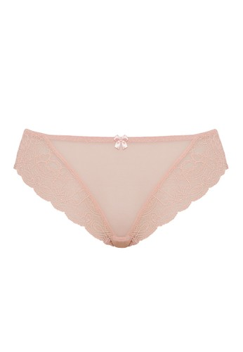 TULIP brown Tulip Daily Comfort Panty - Brown TU402US28OFBID_1