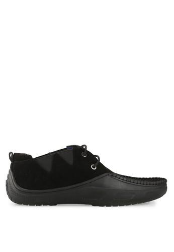 S.Baldo black Rusty Casual Shoes SB324SH16OXVID_1