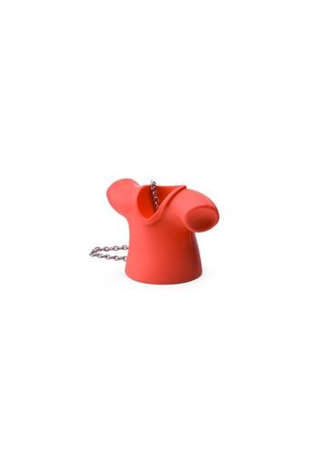 Qualy Qualy Tea Shirt Tea Leaf Infuser (Red) 66997HLC2694E2GS_1
