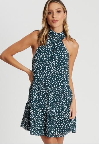 Tussah multi Athena Mini Dress F00C5AAF5FF626GS_1