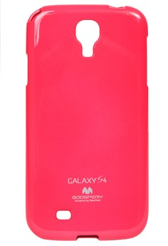 Color Pearl Jelly Case for Samsung Galaxy S4
