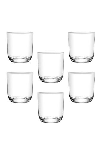Union Glass n/a Thailand Premium Clear Glass Rock Glass Water, Juice, Soda, Liquor Glass 221ml - 7.5oz Set of 6 B8FDFHL5B06A73GS_1