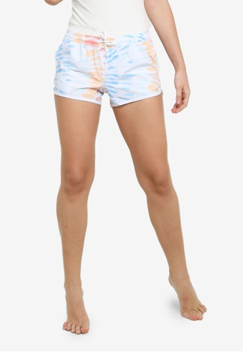 Rip Curl white and multi Wipe Out Boardshorts C7B5BAAC5EB450GS_1