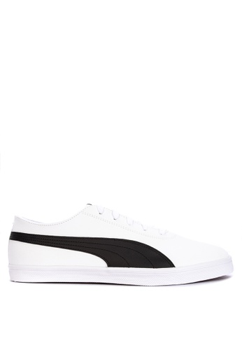 Puma white Urban SL Sneakers B1097SHFF2F1AEGS_1