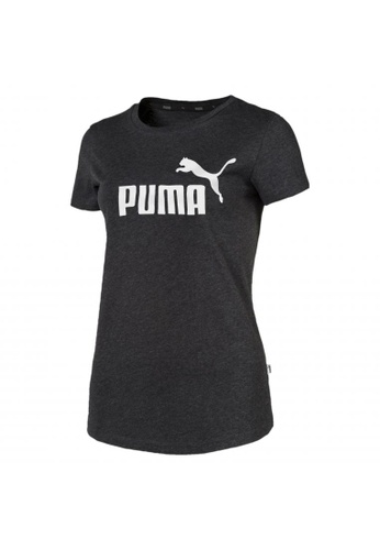 puma grey Essentials Women's Tee 7DC7EAA5193596GS_1