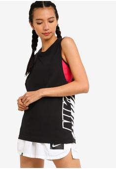 55e448fca45007 Nike black As Women s Nike Dry Dfc Nike Spla Tank Top 8DD56AA0BC5E09GS 1