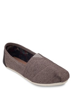 Casual Canvasslip- Ons