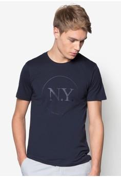 N.Y Stamp Tee