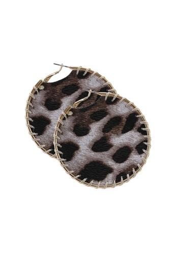 Rubi multi Jane Animal Earrings 1B243ACC11E6DDGS_1
