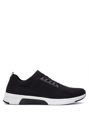 Jump black Ideal Sneakers 9ADB9SH221B9B0GS_1