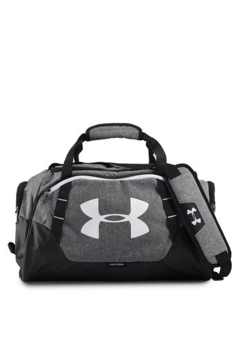 39941f4203af Under Armour grey Ua Undeniable Duffle 3.0 Small Bag UN337AC0SU3YMY 1