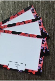 Princess Elizabeth Notecards - 12pcs/set