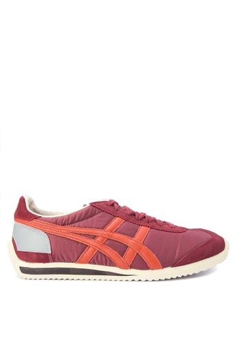 Onitsuka Tiger red California 78 Vin Sneakers ON625SH0JLTSPH_1