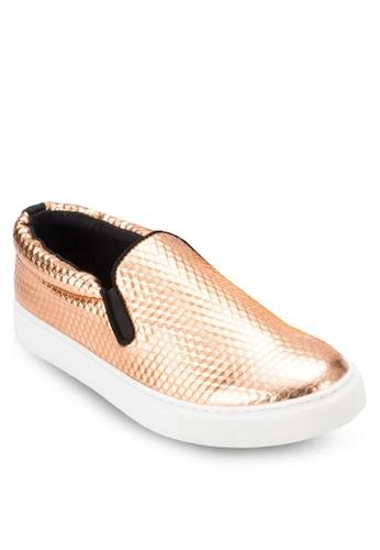 金esprit 高雄屬感鐳射休閒懶人鞋, 女鞋, 休閒鞋