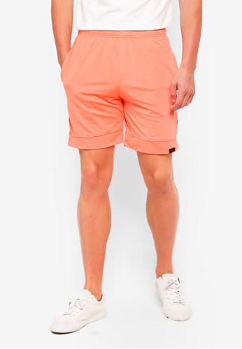 UniqTee orange Jogging Style Bermuda Shorts 570E5AA1A5DDD8GS_1