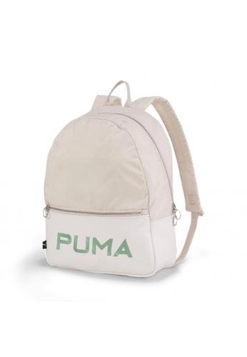 PUMA pink Classics Originals Trend Backpack D9E3FACEC5957FGS_1