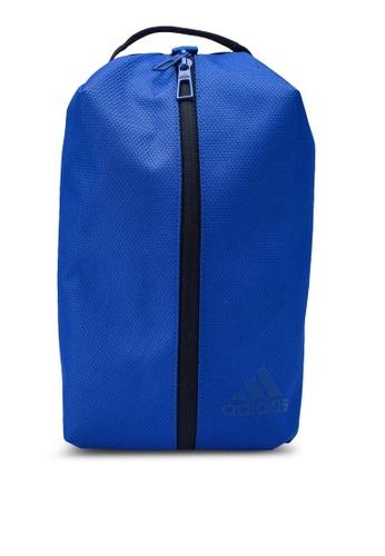 ADIDAS blue shoe bag 8630AACBE819EEGS_1