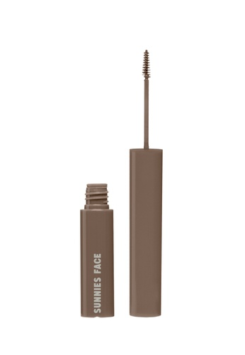 Sunnies Face brown Lifebrow Grooming Gel in Ash Brown 9D9D6BE409D4E8GS_1