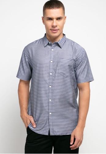 OLLten blue O/L-Men Shirt 0445AAA1687AE5GS_1