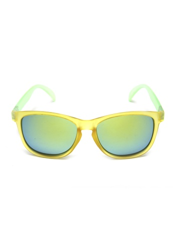 2i's to eyes yellow 2is Sunglasses - Oliver 705F0GL6A0C834GS_1