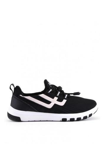 World Balance black Freedom Flare L Sneakers F4F32SH7FF05DEGS_1