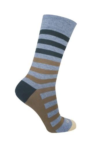 Mundo blue Mundo Jeans Casual Men Sock - JN2G008 4CC1FAA1B93030GS_1