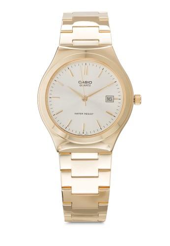 不銹鋼圓框石英男士鍊錶, 錶類, 飾品配esprit tsim sha tsui件