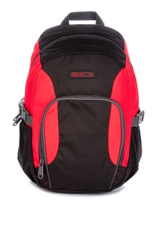 bbb3d5caf7 Hawk black and red 5100 Backpack 9E500ACD466232GS_1