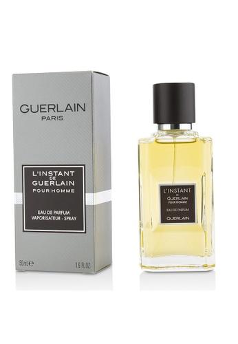 Guerlain GUERLAIN - L'Instant De Guerlain Pour Homme Eau De Parfum Spray 50ml/1.6oz 2174DBE19ED2AAGS_1