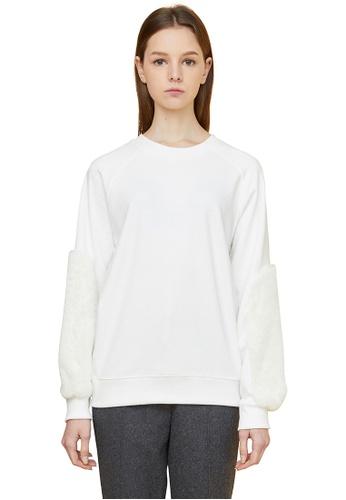 MILLOGREM beige Barni Sweatshirts MI241AA0GE5ZSG_1