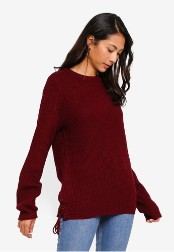 OVS red Knitted Pullover 28583AA18317EBGS_1
