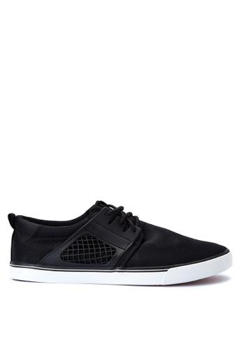 H2Ocean black Caelius Sneakers H2527SH0J08GPH_1