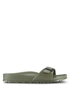 727fa94f17233 Birkenstock green Madrid EVA Sandals BI090SH0RTICMY 1