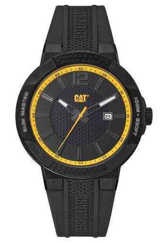 Caterpillar black Casual Men's Watches CAT SH.161.21.137 41F99AC0F0B938GS_1