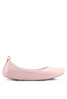 797ca860a52d Melissa pink Melissa Lance Ad Flats EAF76SH6F300FBGS 1