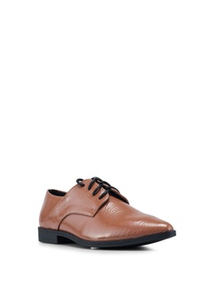 5f221fca2f08 Rubi Ambrose Point Toe Brogues S  39.95. Available in several sizes