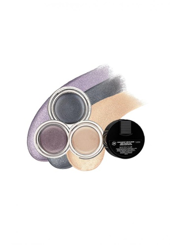 Revlon black and purple and beige and gold ColorStay Crème Eye Shadow Set 1 (705 Crème Brulee/ 740 Black Currant/ 755 Licorice) RE737BE0FUT7SG_1