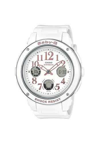 Baby-G white CASIO BABY-G BGA-150EF-7B 6C24FAC83EE35DGS_1