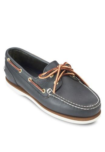 Timberlaesprit床組nd Classic 雙眼經典款帆船鞋, 女鞋, 鞋