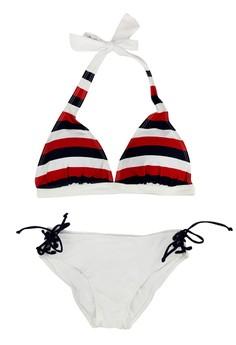 Stripe Babe Two Piece Swimwear